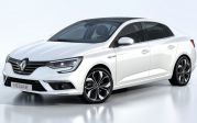 New Renault Megane Sedan 2017 Diesel